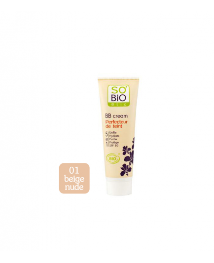 SO Bio Etic - BB Cream - 01 Beige Nude