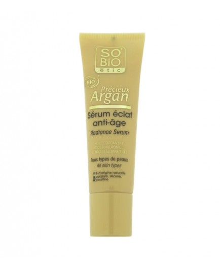 SO BIO Étic - Sérum Iluminador Precièux Argan