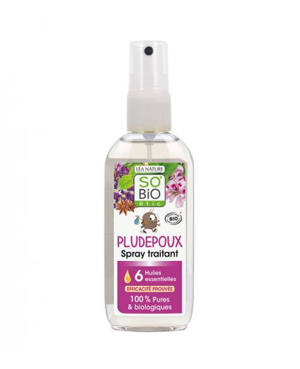 SO'BiO étic - Anti lice spray - Pludepoux
