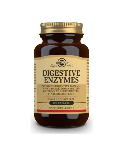 SOLGAR - Food supplement - Digestive enzymes
