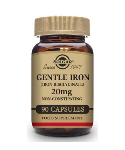 SOLGAR - Food supplement - Iron Gentle 20 mg