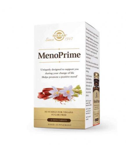 SOLGAR - Food supplement - Menoprime