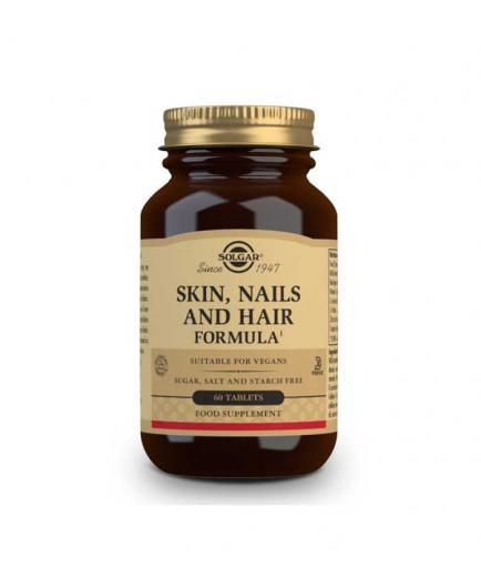 SOLGAR - Food Supplement - Skin, nails and hair