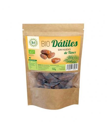 Solnatural - Bio Tunisian Pitted Dates