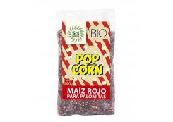 Solnatural - Organic corn for popcorn 500g - Red