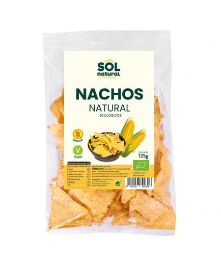 Solnatural - Organic gluten-free corn nachos