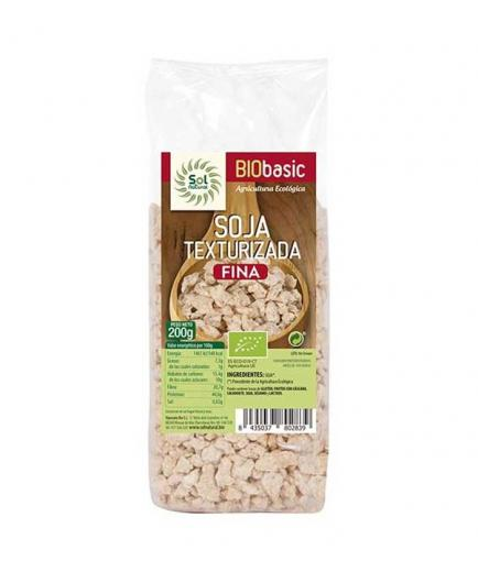 Solnatural - Fine Textured Soy Bio 200g