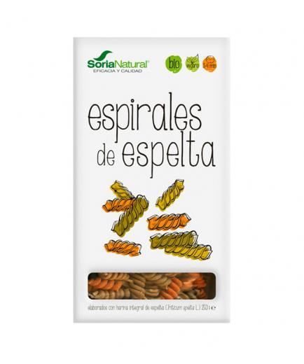 Soria Natural  - Spirals of Spelled