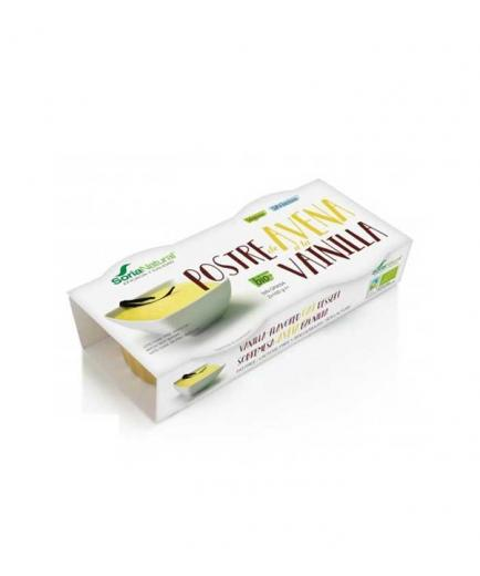 Soria Natural  - Organic oatmeal dessert with vanille