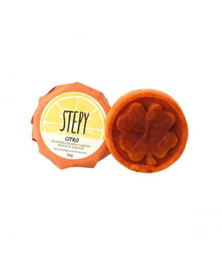 Stepy - Solid hair conditioner - Citro