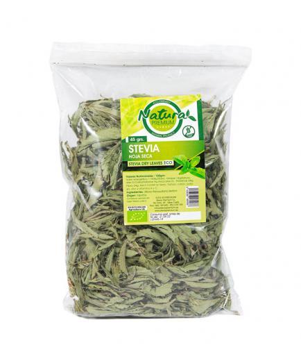 Stevia Premium - Dry leaf of Stevia - 45g