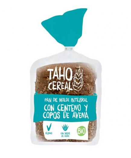 Taho Cereal - Sliced bread with rye and oats with Bio Sourdough 400g