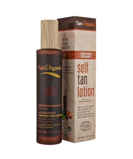 TanOrganic - Self-Tanning Moisturizer with Color 100ml