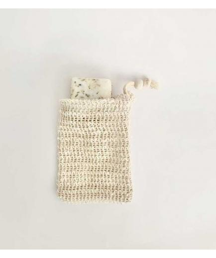 The Organic Republic - Sisal soap bag