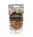 The Raw Chocolate Co - Snack of chocolate sweet apricot kernels - 125g