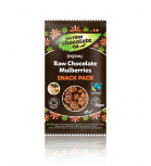 The Raw Chocolate Co - Berries with Chocolate snack - 28g