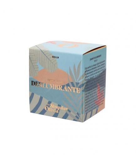 The Singular Olivia - Organic vegan solid shampoo 70g - Deslumbrante Special Shine