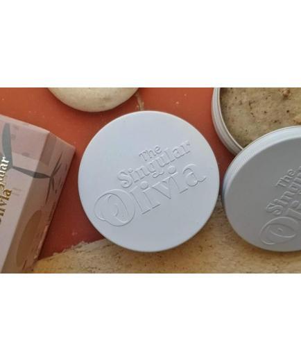 The Singular Olivia - Solid Shampoo Storage Can