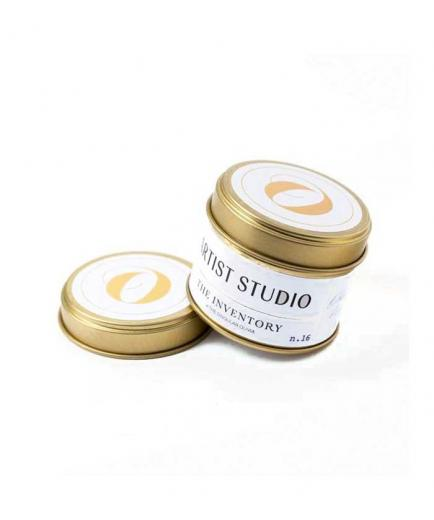 The Singular Olivia - The Inventory Scented Candle - Artist studio n16