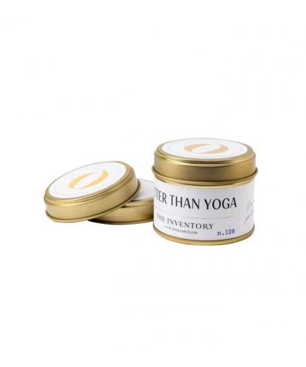 The Singular Olivia - The Inventory Scented Candle - Better than yoga n108