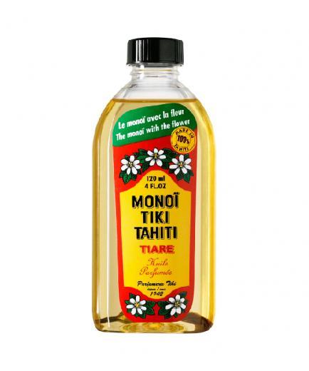 Tiki Tahití - Oil body Monoi Tiare 120ml