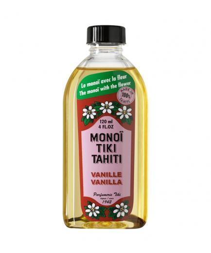 Tiki Tahití - Oil body Monoi - Vanilla 120ml