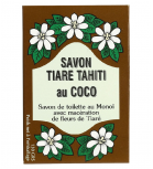 Tiki Tahití - Coconut Soap - Traditional Line