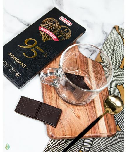 Torras - Dark chocolate 95% cocoa Zero 100g