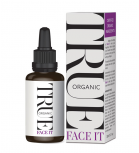 True Organic of Sweden - Face it -  Serum orgánico de Ingredientes Activos