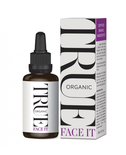 True Organic of Sweden - Face it - Organic serum of active ingredients