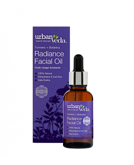 Urban Veda - Aceite facial  - Radiance
