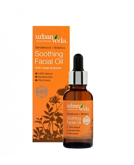 Urban Veda - Aceite facial  - Soothing