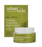 Urban Veda - Protecting Night Cream - Purifying