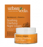 Urban Veda - Clarifying Night Cream - Soothing