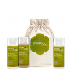 Urban Veda - Body deluxe travel size set - Purifying