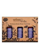 Urban Veda - Body Ritual Travel Set - Radiance