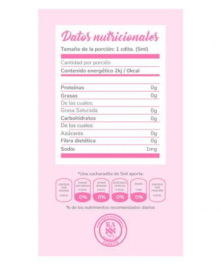 Vainilla Molina - Natural vanilla flavoring - 120ml