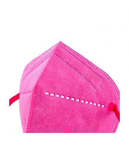 Miscellaneous - FFP2 Disposable Protective Mask - Fuchsia