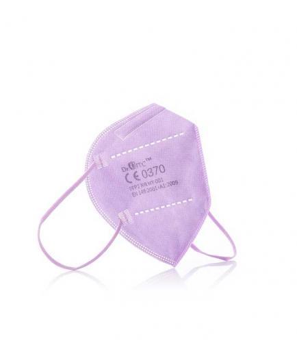 Miscellaneous - FFP2 Disposable Protective Mask - Purple