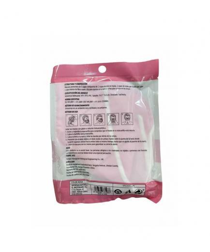 Varios - FFP2 disposable protective mask - Pink