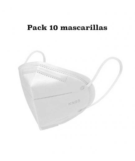 Various - Pack 10 KN95 protective masks