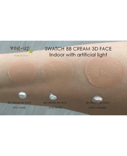 Veg-up - BB cream 3D - 02 Beige
