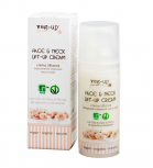 Veg-up - Face and neck lift-up cream
