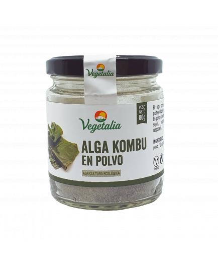 Vegetalia - Organic Kombu seaweed powder