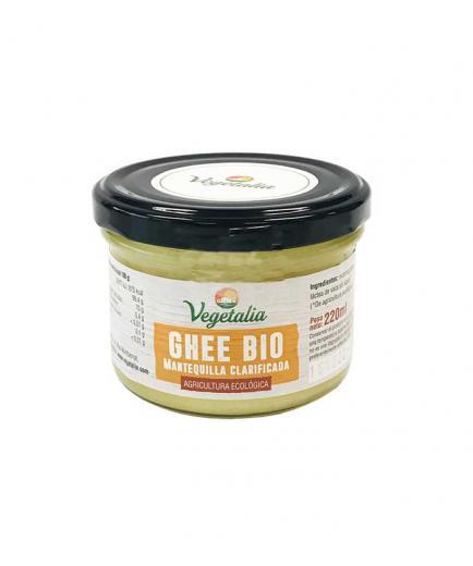 Vegetalia - Organic GHEE clarified butter