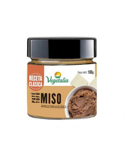 Vegetalia - Organic tofu and miso pate 180g