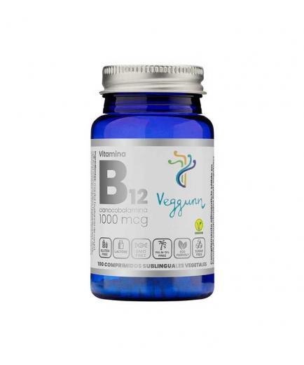 Veggunn - Vitamin B12 1000mcg - 100 vegetable tablets