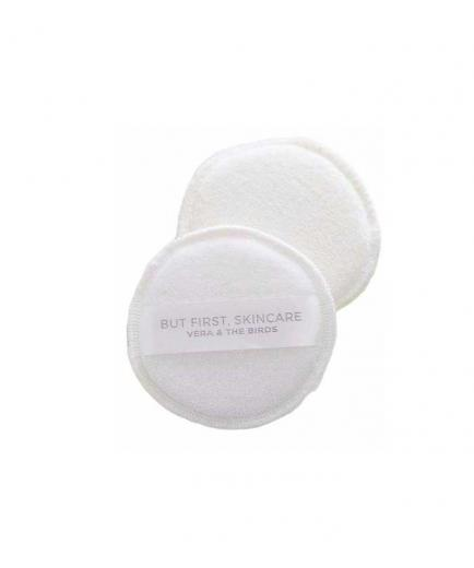 Vera And The Birds - Pro Reusable makeup remover pads
