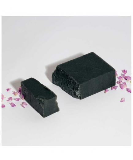 Vera And The Birds - Solid facial soap Active Charcoal
