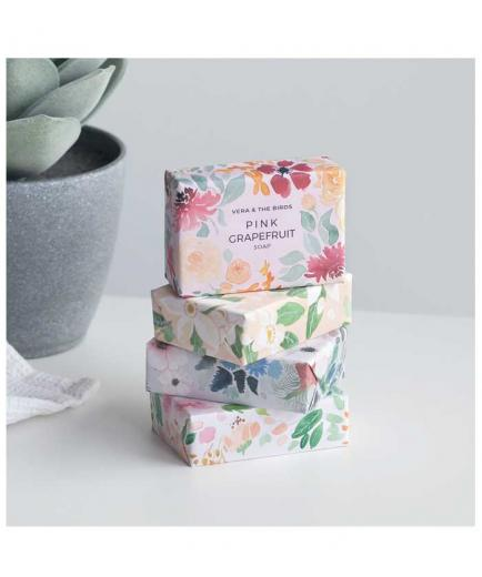 Vera And The Birds - Handmade solid soap Orange Blossom